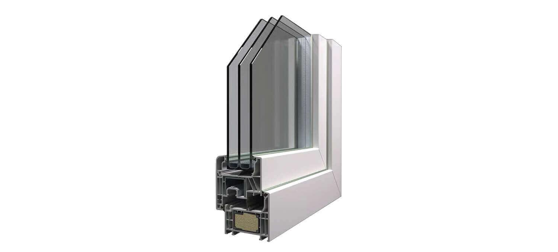 Ventana Legend diseño y tecnología Thermofibra