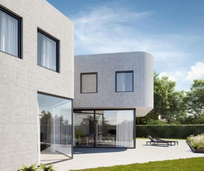 Aluminium ramen en deuren in Mechelen