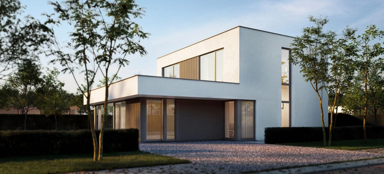 Elegant windows by Deceuninck