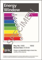 Windows Energy Rating
